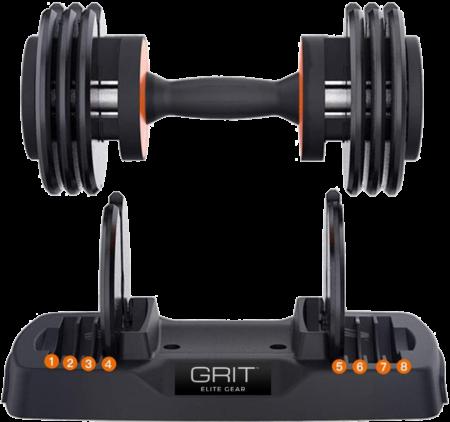 GRIT Fast Adjusting