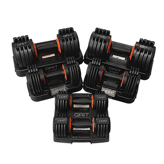 Elite Core Adjustable Dumbbells Set main image